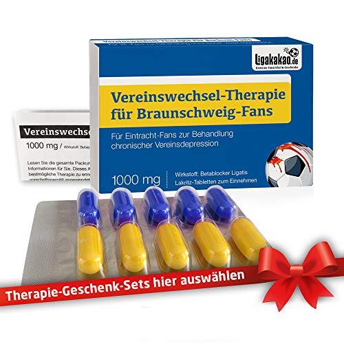 Alles für Braunschweig-Fans by Ligakakao.de Braunschweig geldbörse ist jetzt VEREINSWECHSEL-Therapie Portemonnaie Herren Geldbeutel Wallet Leder