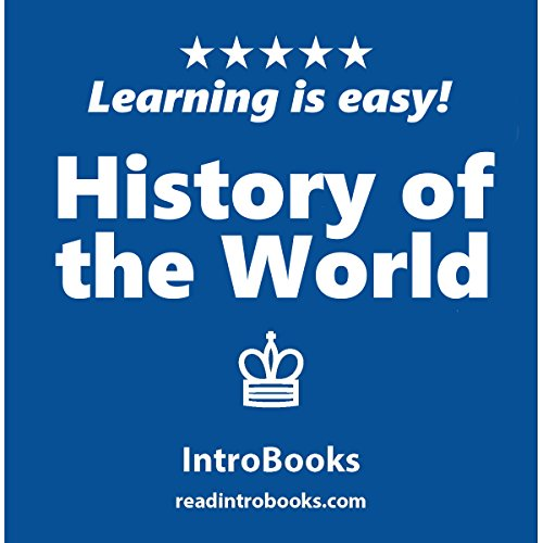 History of the World audiobook cover art