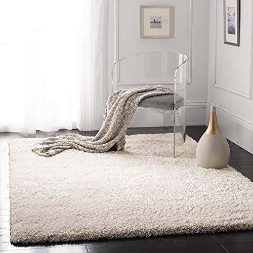 Safavieh California Premium Shag Collection SG151-1212 Area Rug, 5' 3