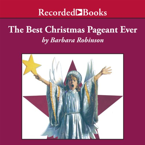 The Best Christmas Pageant Ever cover art