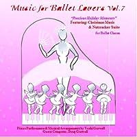 バレエレッスンCD Music for Ballet Lovers vol.7 クリスマスver.