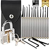 MZG-story Stainless Steel multi-function with Lock Set(DIYS) (Black15)