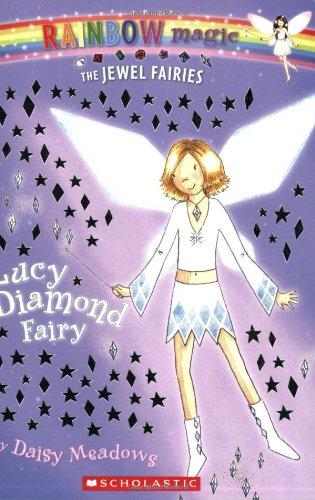 Lucy the Diamond Fairy (Rainbow Magic)の詳細を見る