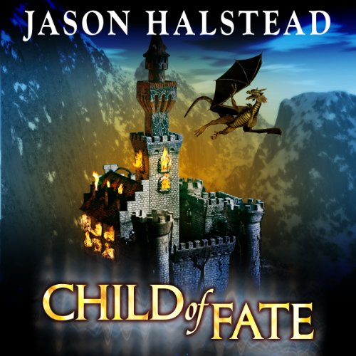 Child of Fate audiobook cover art