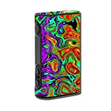 Skin Decal Vinyl Wrap for eLeaf iPower 80W Vape Mod stickers skins cover / Mixed Colors