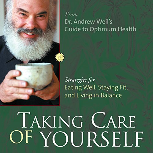 Taking Care of Yourself audiobook cover art