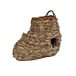 Naturals Hamster Woven Play-n-Hide Boot
