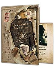 iDventure - Het onvoltooide geval van Holmes - Spannend Escape Room spel [1-5 spelers] - Detective Crimi-spel voor volwassenen - gezelschapsspelen voor kinderen vanaf 14 jaar