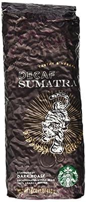 Starbucks Whole Bean Coffee 1Bag/1lb/1Flavor (DarkRoast-MediumRoast-BlondeRoast)