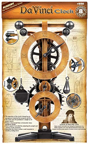 Academy AC18150 - Da Vinci Uhr Machine Series