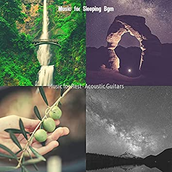 Music for Rest - Acoustic Guitars