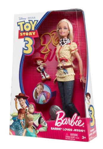 Disney Toy Story 3 Barbie con Jessie