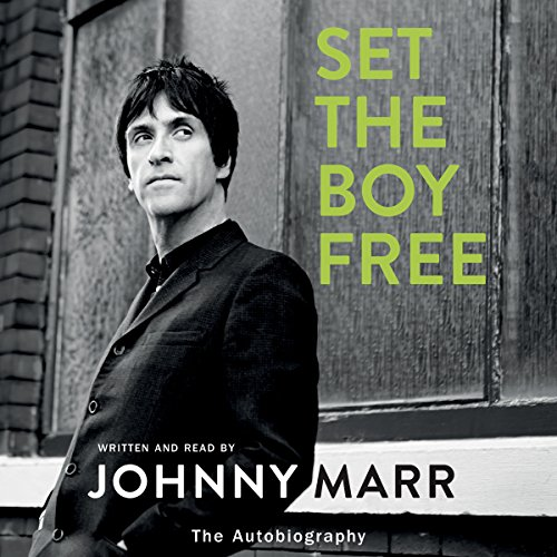 Page de couverture de Set the Boy Free