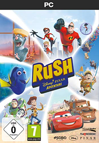 Rush: A Disney-Pixar Adventure (PC)