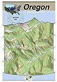43°121° NW - La Pine, Oregon Backcountry Atlas (Topo)...