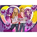 Clementoni 295418- Puzzle Infantil de Hannah Montana