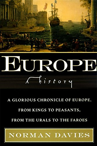 Compare Textbook Prices for Europe: A History  ISBN 9780060974688 by Davies, Norman