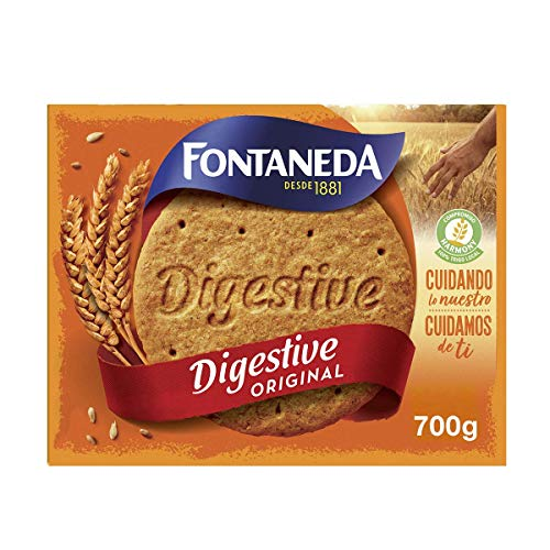 Fontaneda Digestive Galletas, 700g