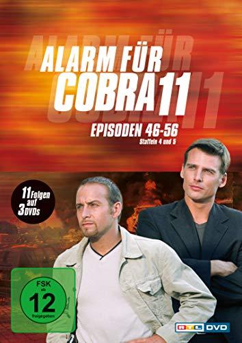 Alarm für Cobra 11 - Staffel 04 + 05 [3 DVDs]