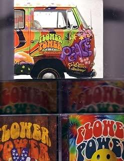 Flower Power - 18 CD Box set Time Life music