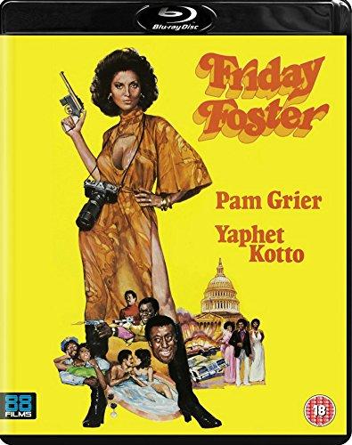 Friday Foster [Blu-ray] UK-Import, Sprache-Englisch