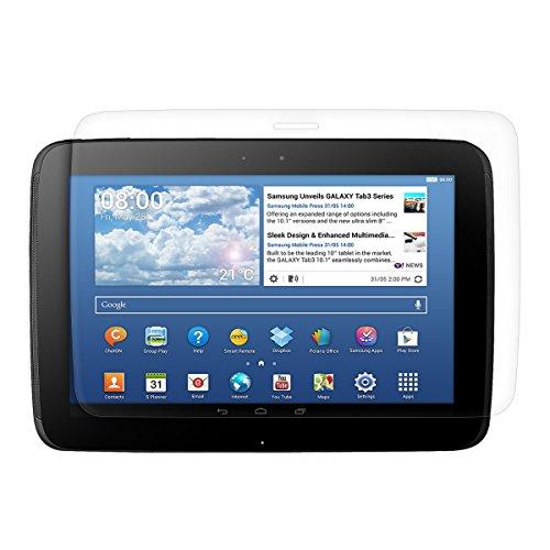 kwmobile Pellicola Protettiva Compatibile con Samsung Google Nexus 10 - Protezione Schermo per Display Tab - Senza Bolle d'Aria