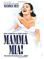Mamma MIA! (Piano/Vocal/Chords) by Benny Andersson Bjorn Ulvaeus(2002-10-01)