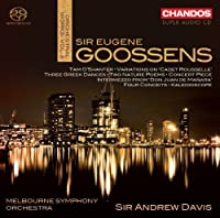 Goossens: Orchestral Works Vol. 2 (Four Conceits, Op. 20) (Sir Andrew Davis , Melbourne Symphony Orchestra ) (Chandos: CHSA 5119) by Melbourne Symphony Orchestra (2013-03-07)