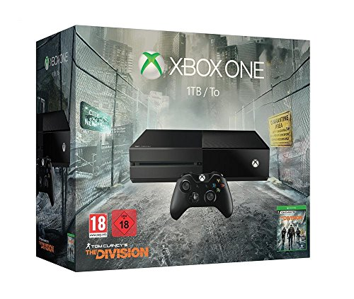 Pack Console Xbox One 1 To + The Division