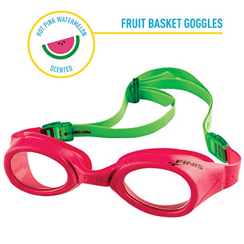FINIS Fruit Basket Scented Kid's Swim Goggles