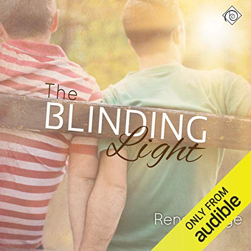 The Blinding Light audiobook cover art