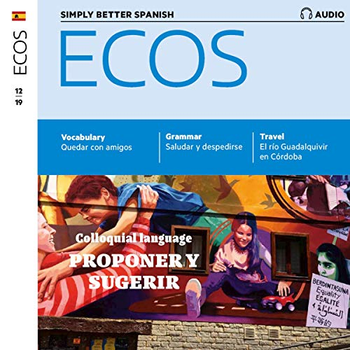 ECOS Audio - Proponer y sugerir. 12/2019 cover art
