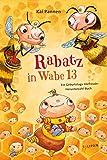 Rabatz in Wabe 13: Ein Geburtstags-Vorfreude-Herunterzähl-Buch (German Edition)