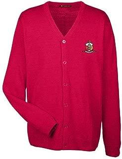 Kappa Alpha Psi Greek Letterman Cardigan Sweater
