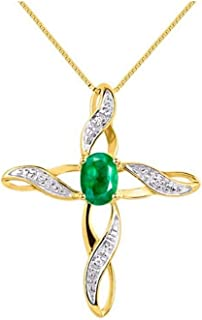 Best emerald stone necklace price Reviews