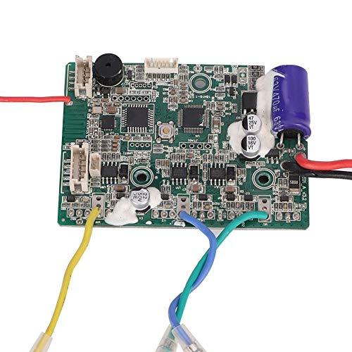 Keenso Controlador de patín eléctrico, 24V 300W Rendimiento Estable Monopatín eléctrico Controlador...