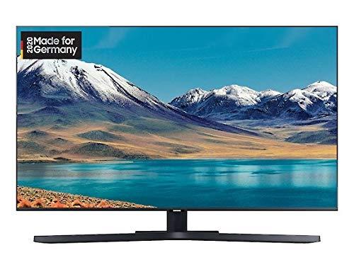 Samsung TU8509 138 cm (55 Zoll) LED Fernseher (Ultra HD, Dual LED, HDR 10+, Triple Tuner, Smart TV) [Modelljahr 2020]