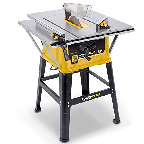 Tischkreissäge Kreissäge 1500 Watt - POW X221