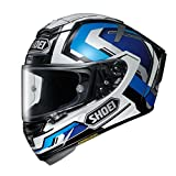 Shoei X-Spirit 3 Brink Integralhelm Helm Motorradhelm TC2 L (59-60cm)