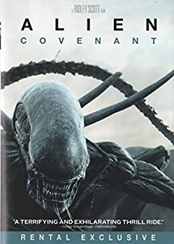 DVD Alien: Covenant (DVD) Book