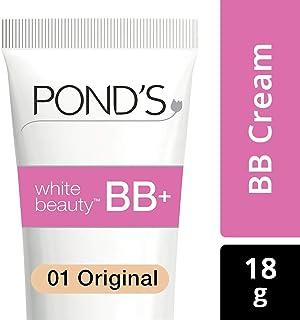 Pond's White Beauty BB+ Fairness Cream 01 Original, 18 g