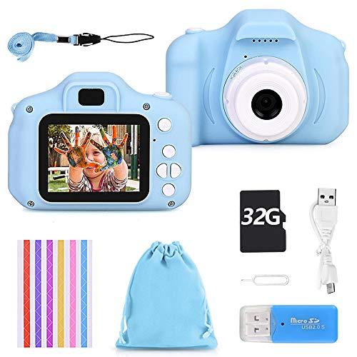 Faburo Kids Camera Appareil Photo Numérique Enfant Mini...