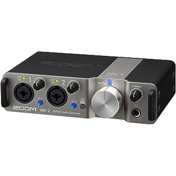 ZOOM USB3.0 オーディオインターフェイス UAC-2