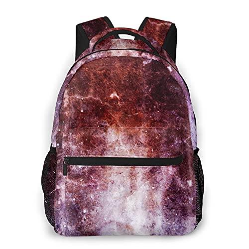BYTKMFD - Zaini per la scuola, per libri, università, borsa da trasporto, leggera, da viaggio, Nero , Taglia unica