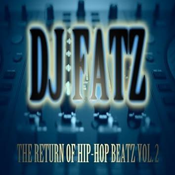 The Return of Hip-Hop Beatz, Vol. 2