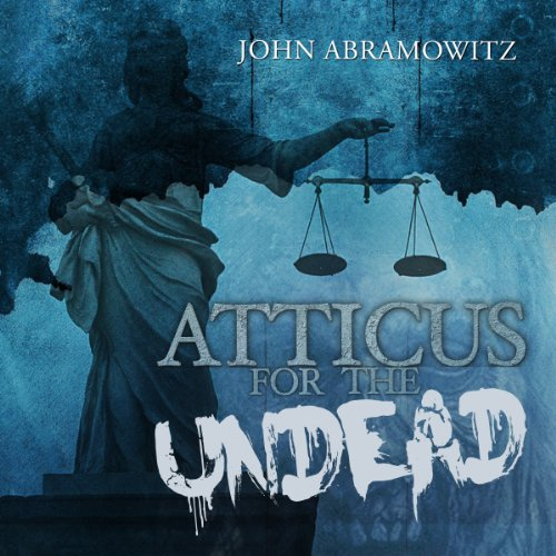 Atticus for the Undead cover art