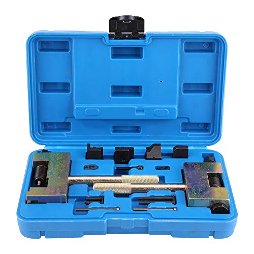 13 Stücke Professionelle Kettenwerkzeug, Kettentrenner aus Kohlenstoffstahl, Nietwerkzeug mit einem Kunststoffkoffer