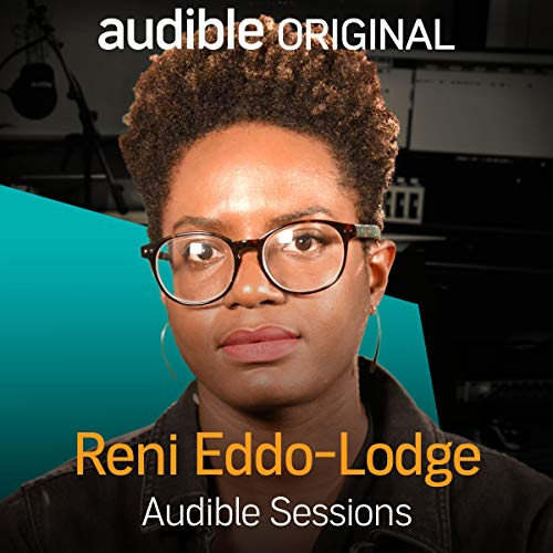 Reni Eddo-Lodge audiobook cover art