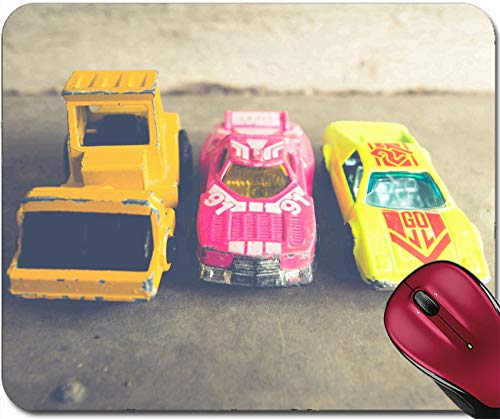 Liili Alfombrilla para ratón Vintage Little Cars para Juegos Infantiles 29273164