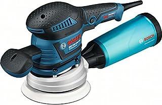 Bosch Professional 060137B102 Bosch - Lijadora excéntrica GEX 125-150 Ave, 400 W